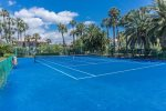 Tennis/Basketball Court Located at the Destiny West Club House