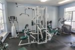 Work Out Facility At Destiny West Club House