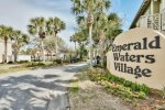 Destination Vacation is in the Beautiful Gated Community of Emerald Waters Village