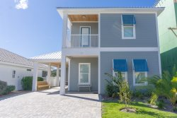 Zoe's Place~ Impressive 5 Bed/4.5 Bath Newly Constructed Beach Home in the Fabulous Private Community of Emerald Waters Village!