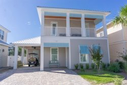 Thunder the Sea~ 4 Bedroom, 3.5 Bath New Custom Beach Home with 2 Community Pools and Optional Golf Cart!!!