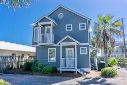 Let the Good TidesLet the Good Tides Roll~Charming 3 Bedroom Beachside Town-home with Gulf Views just steps from the Jewel Toned Waters