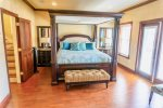 Beautiful Master Suite on Second Floor