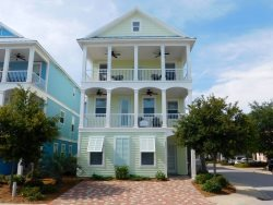 Ooh La La ~  Custom Built Luxury Beach Retreat With 2 Master Suites & 2 Living Areas!!!
