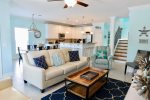 Enjoy Coastal Decor throughout this fine home