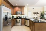 This fully equipped kitchen is perfect for the chef of the group to whip up something delicious in
