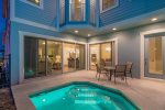 This home has its own private pool for you to use at any hour of the day