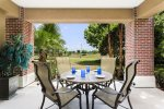 Enjoy the privacy of your own patio