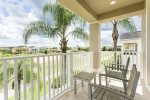 Your own private balcony off your master bedroom overlooking the golf course
