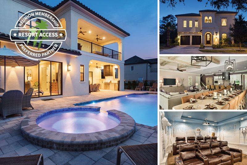 2 Bedroom Vacation Rentals In Orlando Fl. reunion resort rentals ...