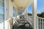 Relax and soak up the Florida sun on your balcony