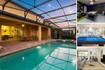 Westside Paradise   8 Bed Windsor at Westside Home with Upgrades Throughout, Private Pool and Spa, & Games Loft