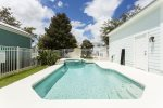 Enjoy your own private pool under the Florida sun