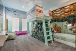 Finding The kids bedroom with custom bunk beds Nemo themed kids bedroom with custom bunk beds