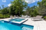 Enjoy the Florida sun on this southwest facing pool deck