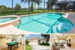 Windsor Breeze | 4 Bedroom Pool Villa with Little Mermaid and Planes Theme Room and Games Room!