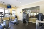 Windsor Hills fitness room