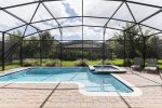 There`s plenty to do around the pool and in it together