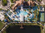 Birds-Eye-View of Resort