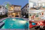 Reunion Breeze | West Facing Pool, Theater Room, Luxury Furnishings & Themed Bedroom
