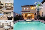 Reunion Elegance   West-Facing, 5 Bed Villa with 2 Games Rooms, Theme Room & Luxury Throughout