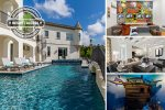 Luxury Estate | 12 Bed Villa, Spectacular Pool, Game Room, Home Theater, Fitness Room, Secret Playroom, Themed Bedrooms