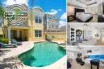 Homestead Estate   Luxury 5 Bed Villa with Pool & Spa, Kids Bedroom, and Games Room