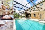 Palm Retreat Villa | Vacation Home in Solterra Resort with Garage Games Room
