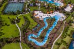 Solterra Resort Lazy River Aerial