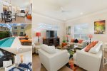 Patriots Villa - Bright, Modern Decor with Pool and Great Kids Bedroom