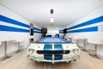 Pool anyone This amazing 1965 Shelby GT350 pool table is sure to awe.