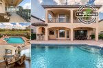 Gathering Elegance - Luxury Continental Style Home with Large Pool Deck
