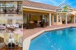 Grand Jewel   Luxurious 4 Bedroom Pool Home   Amazing Location!