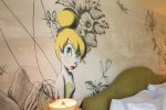 Enjoy the beautiful decorations, with a nod to your favorite character