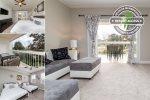 Heritage Haven | Luxury 3 Bedroom Condo in Heritage Crossing - Tastefully Decorated
