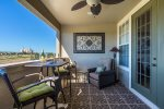 Balcony area for you to enjoy at any time with golf course views