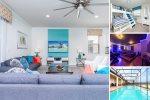 Westside Deluxe | New in Windsor at Westside - 8 Bedroom Pool Home with Media/Games Room