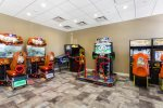 Windor at Westside Resort arcade