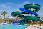 Storey Lake Resort Water Slide