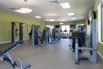 Storey Lake Resort Fitness Room