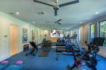 Check out this state-of-the-art fitness facility