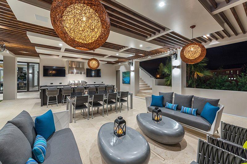 Isol Villa Exclusive 25 000 Sq Ft 15 Bedroom Villa In Reunion Resort