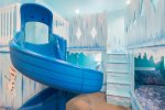 Climb up and slide down your own ice palace