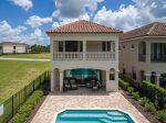 Enjoy the Florida sun on the extended pool deck