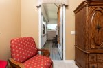 Get rested up for tomorrow`s adventure in this second floor twin/twin bedroom