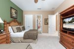 Make yourself at home in this second floor full/full bedroom