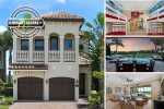 Reunion Hideaway | 5 Bed Villa with Games Room, Custom Built Kids Bedroom, Private Pool with Golf Course View