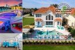 Homestead Vista - Arcade Room, Amazing Custom Bunk Beds & Golf Course Views