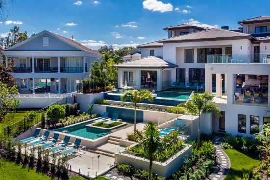 Wondrous Amazing 9 To 15 Bedroom Luxury Vacation Villas In Orlando Complete Home Design Collection Barbaintelli Responsecom