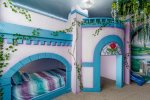 Little princesses will have their own royal castle to call home
